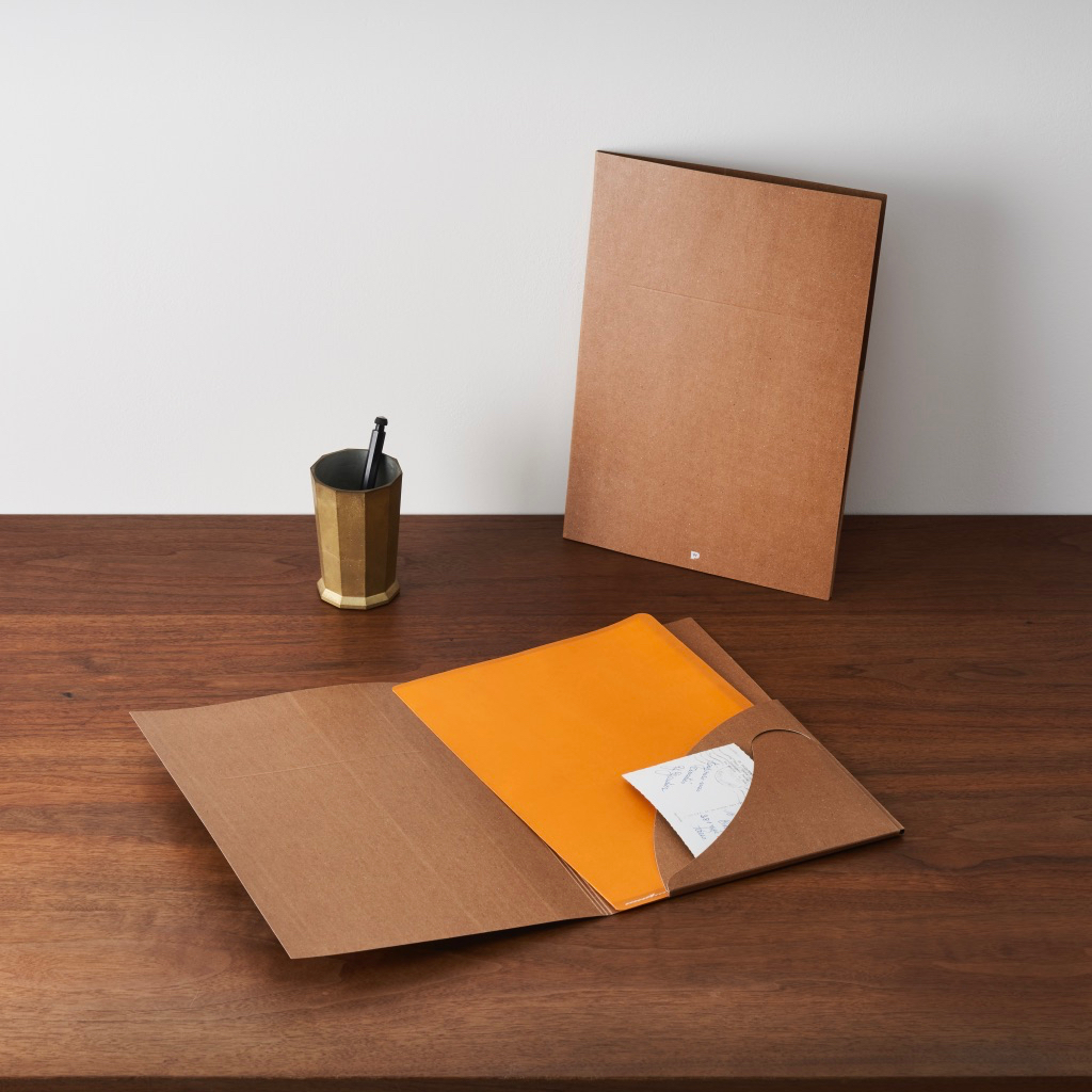 Wax Paper Products 'Folder'