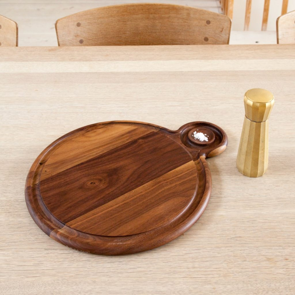 mjolk Earth & Moon serving board